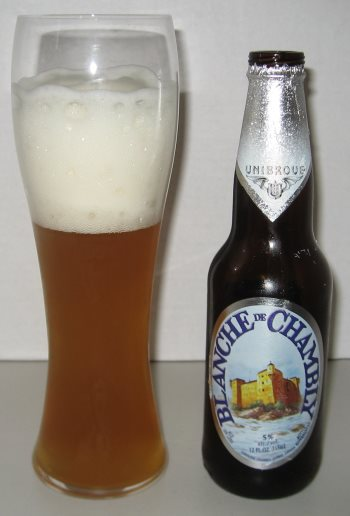 unibroue-blanche-de-chambly